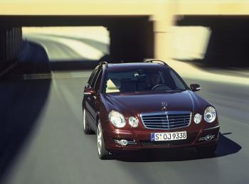 The new generation E-Class