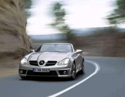 Pricing for the new Mercedes-Benz SLK Roadster