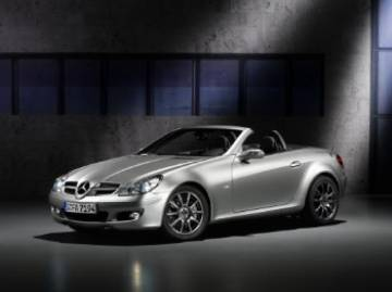 Mercedes-Benz SLK Special 'Edition 10'