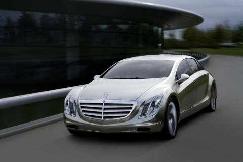 Mercedes-Benz F700 Concept Car