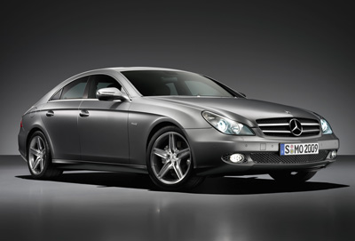 Mercedes-Benz CLS Grand Edition - Image Copyright Mercedes-Benz