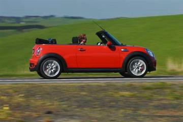 Mini John Cooper Works Cabrio (copyright image)