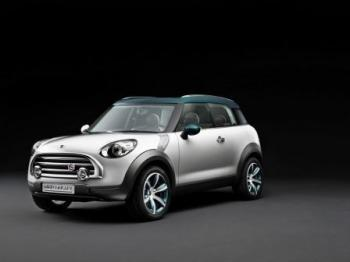 Copyright image of Mini Crossover Concept Car