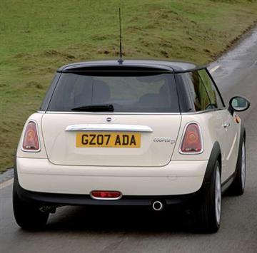 Mini Cooper D (copyright image)