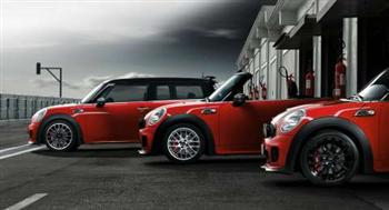Mini JCW models (copyright image)