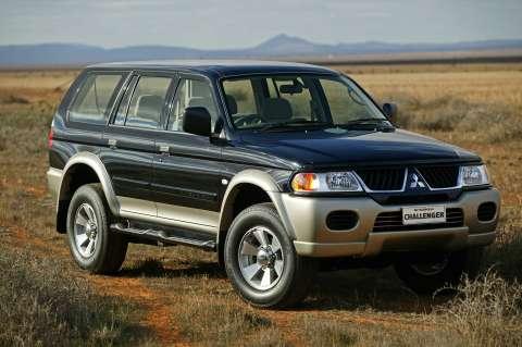 Mitsubishi Updates Challenger Next Car Pty Ltd 12th