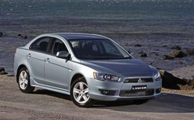 Mitsubishi Lancer VR - CJ series (copyright image)