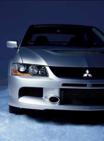 Mitsubishi Lancer Evolution Ix Gsr Rm. Mitsubishi Lancer Evolution IX