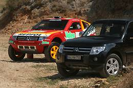 2007 Mitsubishi Pajero Evolution 