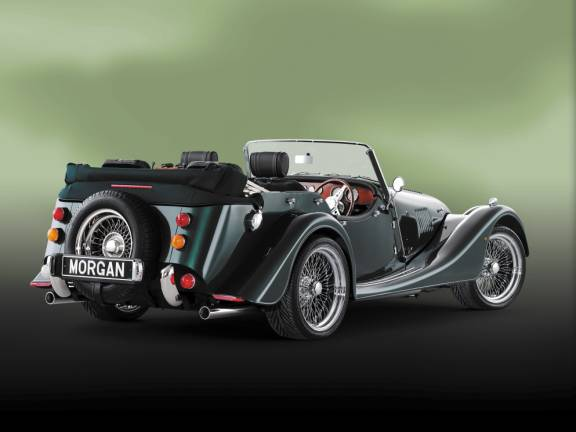 Morgan 4-seater roadster
