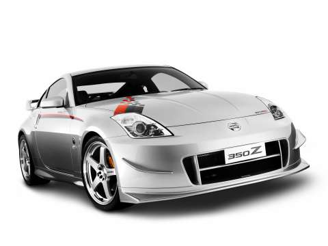 2006 Nissan 350Z NISMO enhanced