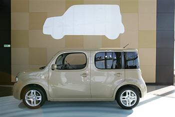 Nissan Cube (copyright image)