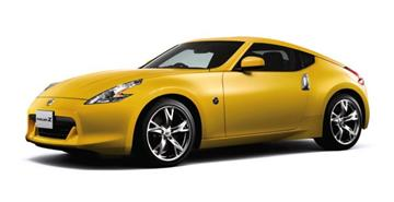 2009 Fairlady Z - Japanese domestic market version (copyright image)