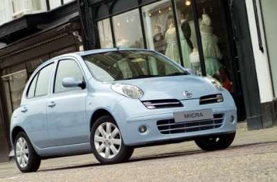 2007 Nissan Micra 