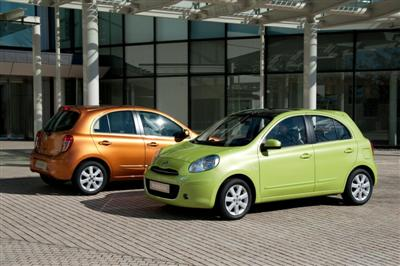 New Nissan Micra (copyright image)