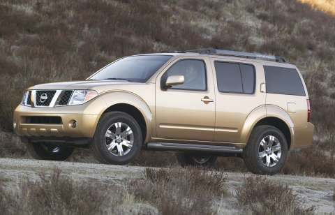 nissan announces the release of the all new 2005 pathfinder next car pty ltd 6th july 2005. Black Bedroom Furniture Sets. Home Design Ideas