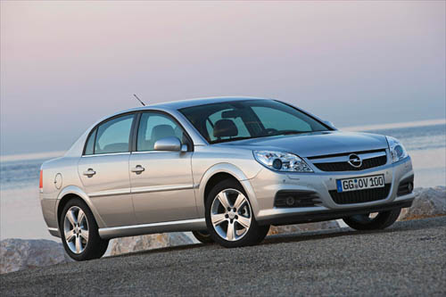 Opel Vectra. Germany#39;s 2006 Opel Vectra