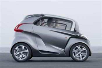 Peugeot Unveils New Technology on BB1 Concept (copyright image)
