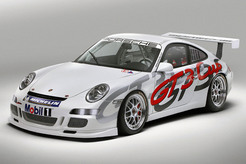 The Porsche 911 GT3 Cup  (based on the 997 model)  for the 2006 makes cups