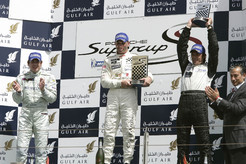 Podium:  Richard Westbrook (GB),  Uwe Alzen (D),  David Saelens (B),  PMSC Bahrain 2006