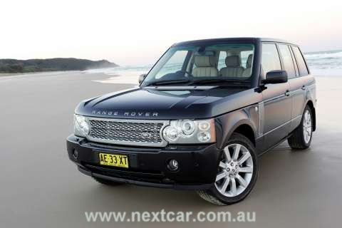 2006 Range Rover Vogue