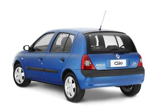 renault launches the new clio campus next car pty ltd 19th july 2006. Black Bedroom Furniture Sets. Home Design Ideas
