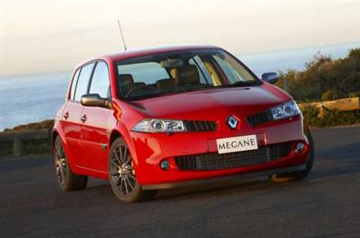 renault adds diesel hot hatch to megane range next car pty ltd 8th august 2008. Black Bedroom Furniture Sets. Home Design Ideas