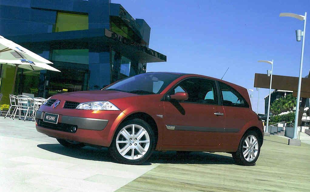 2003 Renault Megane Ii Sport Hatch. Renault Megane II