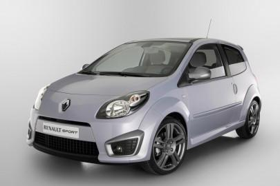 Renault's Hotted-Up Twingo