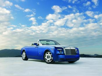 Rolls-Royce Phantom Drophead Coupe (copyright image)