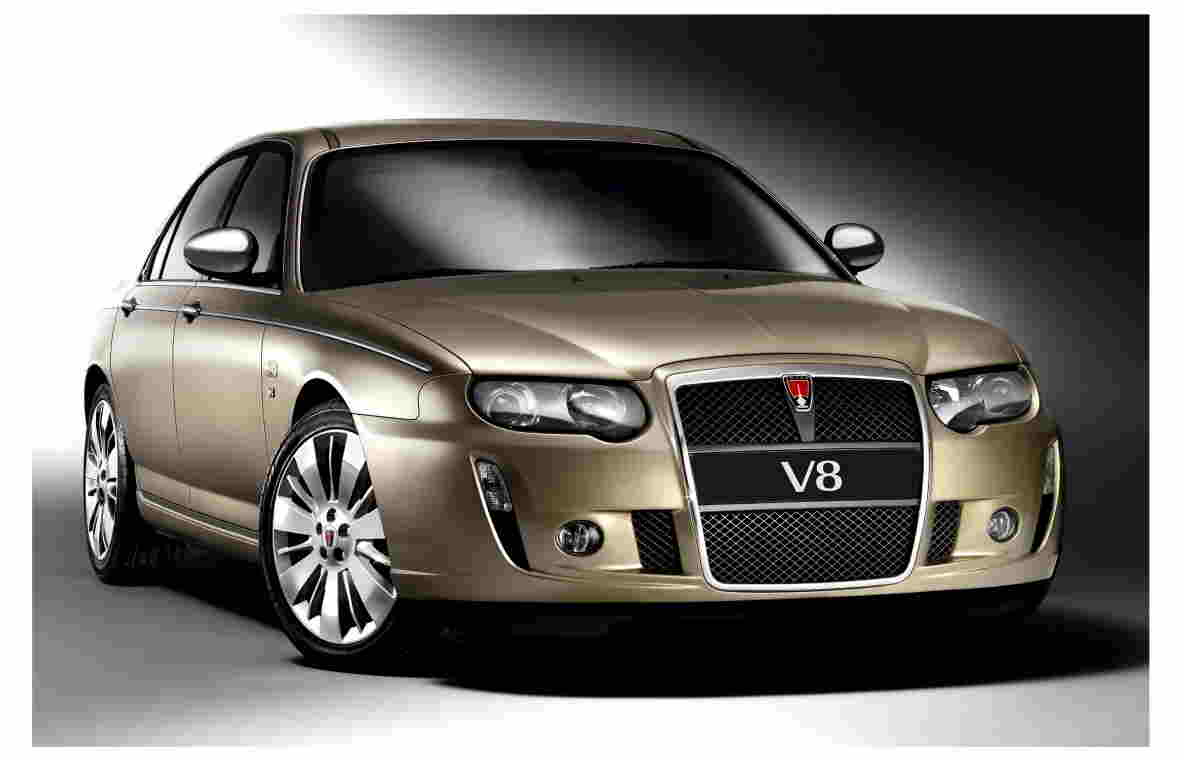 rover 75 v8 2004 next car pty ltd. Black Bedroom Furniture Sets. Home Design Ideas