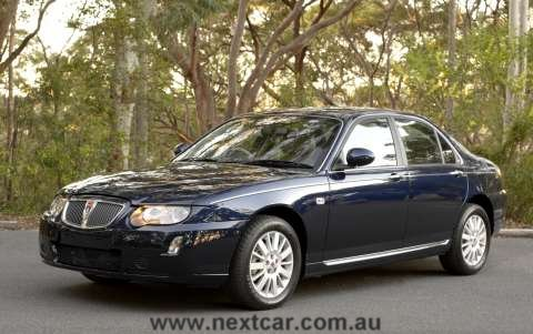 Rover 75 occasion diesel