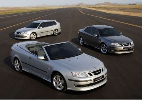Saab launched the 9-3 Aero Sport 
