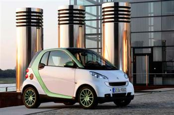 Smart 'Electric Drive' (copyright image)