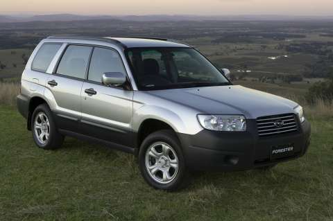 2005 Forester X - mod recommendations? - Mighty Car Mods