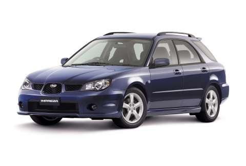 2006 Subaru Impreza 2.0R hatch