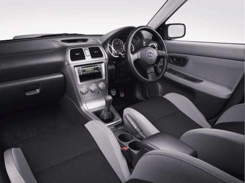 New Appearance For Subaru Impreza Next Car Pty Ltd