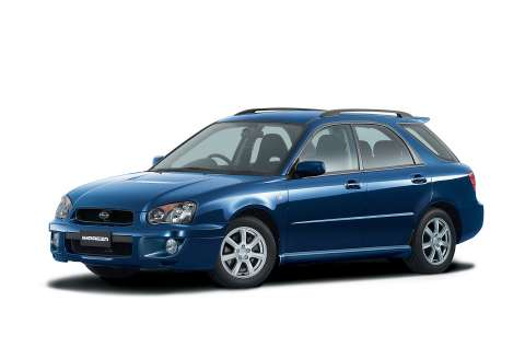 2005 Subaru Impreza RS hatch