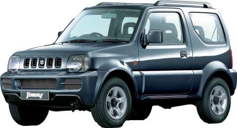 Suzuki Jimny Receives Minor Upgrade - Next Car Pty Ltd - 11th October, 2005