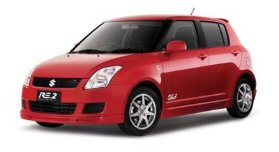 2008 Suzuki Swift RE2 (limited edition model)