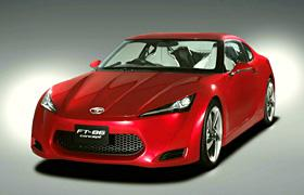 Toyota FT-86 Concept (copyright image)
