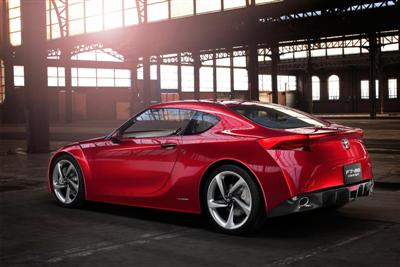 Toyota FT-86 concept car (copyright image)