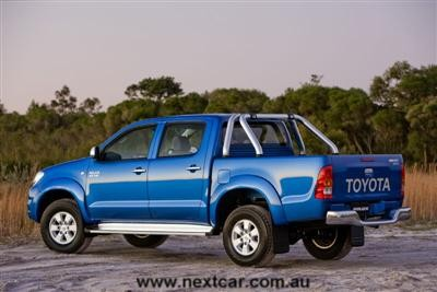 Toyota HiLux (copyright image)