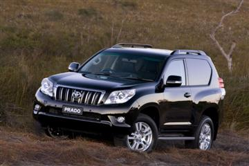 Toyota Prado 3 door coming (copyright image)