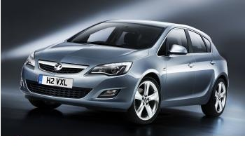Vauxhall Astra (copyright image)