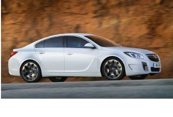 Vauxhall Insignia VXR (copyright GM Corp.)