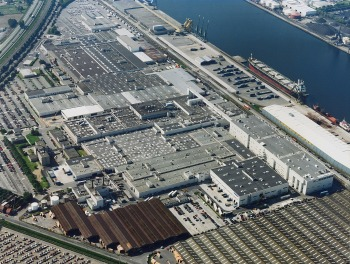 Volvo's Ghent plant