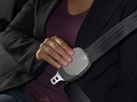Multi-lock seatbelt