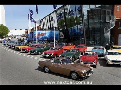 Volvo Museum in May 2008 (copyright image)