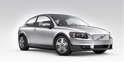 Volvo C30 Efficiency Concept Car